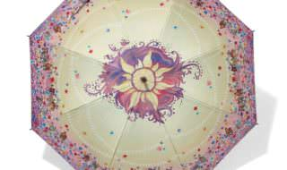 晴雨兼用日傘 ピンク