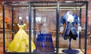 ディズニー実写映画『美女と野獣』衣装特別展示