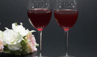 ペアワイングラス(すみっコぐらし・ハート)
