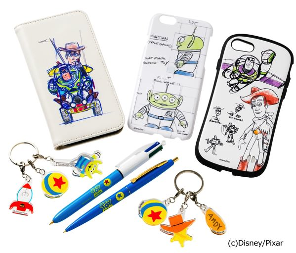 ロフト PIXAR GOODS COLLECTION イメージ3