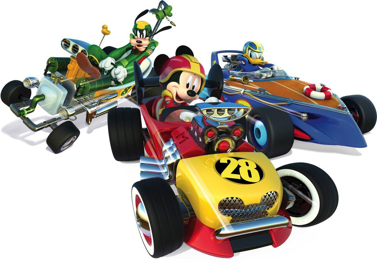 ミッキーマウスとロードレーサーズ 2