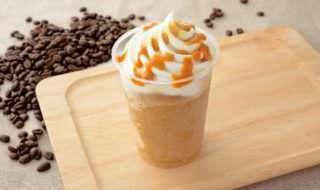 ローソン マチカフェキャラメルコーヒーイメージ