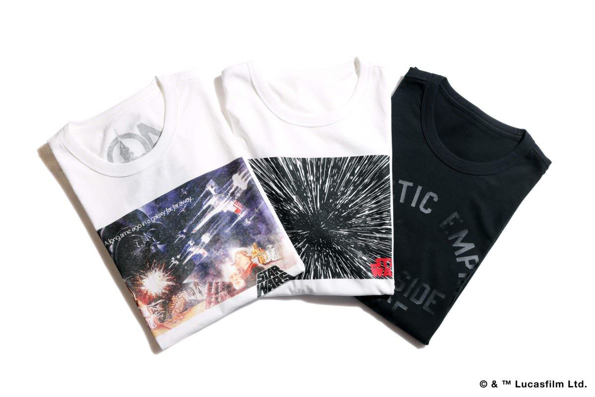 Gap×STAR WARS メイン