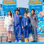 東京ディズニーシー「ニモ&フレンズ・シーライダー」グランドオープン