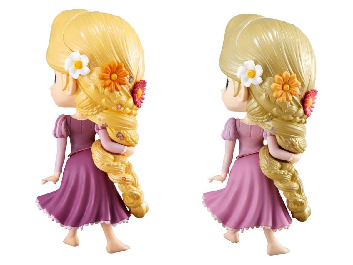 バンプレスト Q posket Disney Characters -Rapunzel-(3)