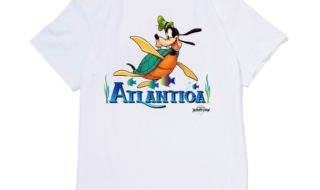 XLARGE®沖縄店「Disney/キングダムハーツ アトランティカ トグーフィー」ホワイト 表