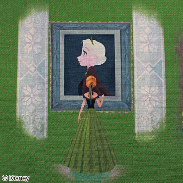 戴冠式 浴衣 アナと雪の女王ver 3