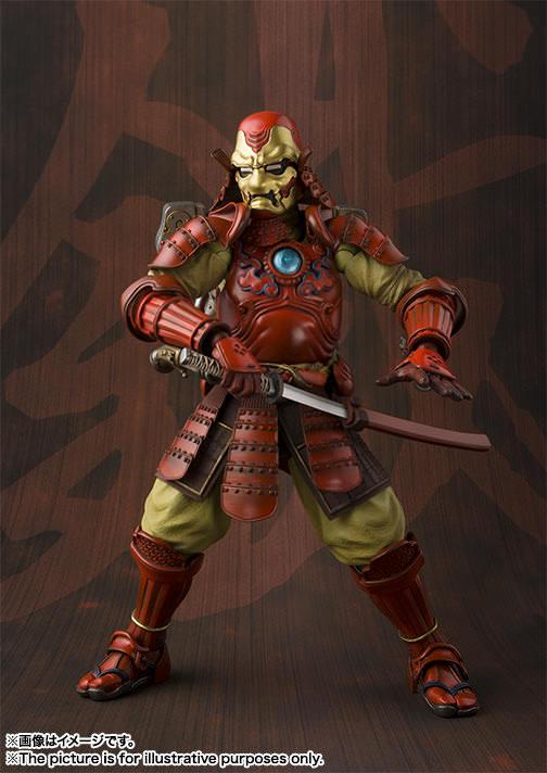 鋼鉄侍アイアンマン マーク3-5