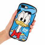 キュートな表情に注目!Hamee「[iPhone 7 Plus専用]ディズニーキャラクターiFace First Classケース」