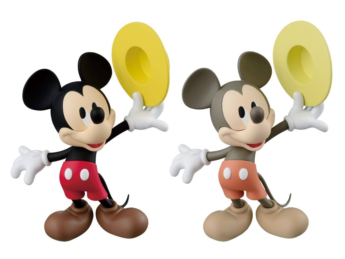 バンプレスト ディズニーキャラクターズ LOVERS MOMENTS-MICKEY MOUSE from The Little Whirlwind-