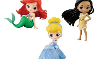 バンプレスト Q posket Disney Characters petit vol.2(1)