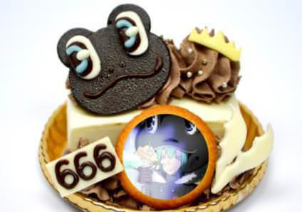 J-WORLD TOKYO レアチーズケーキ
