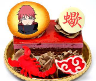 J-world サワーチェリーケーキ