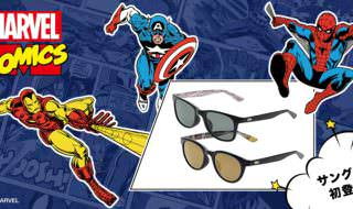 "Zoff MARVEL COMICS COLLECTION ""SUNGLASSES SERIES"" メイン"
