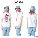サカゼン ディズニーデザイン「Disney Tシャツ」ミッキーマウス ホワイト2