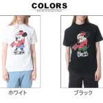 サカゼン ディズニーデザイン「Disney Tシャツ」ミッキーマウス カラー