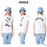 サカゼン ディズニーデザイン「Disney Tシャツ」ミッキーマウス アングル