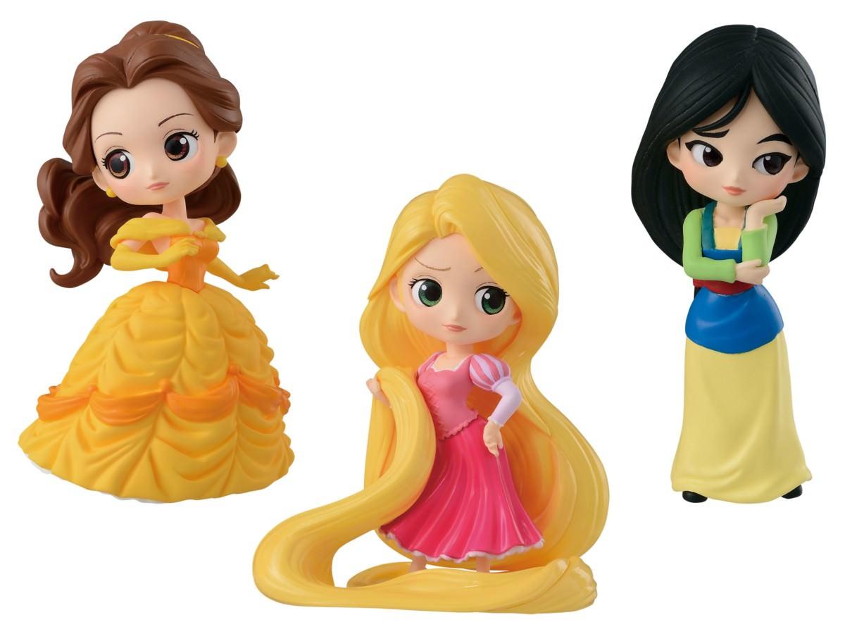 バンプレスト Q posket Disney Characters petit vol.3