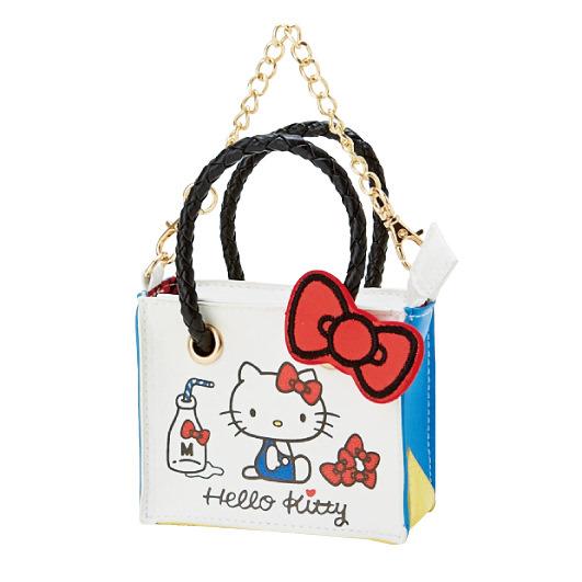 I'm Hello Kitty バッグ形キーケース