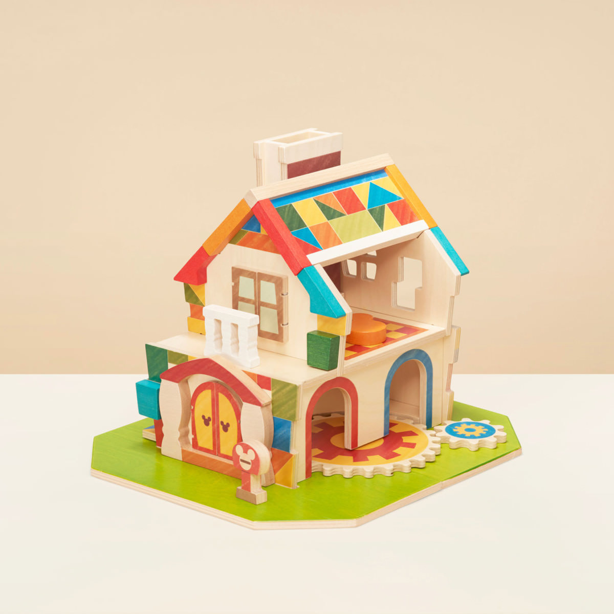 KIDEA HOUSE ミッキー&フレンズ4