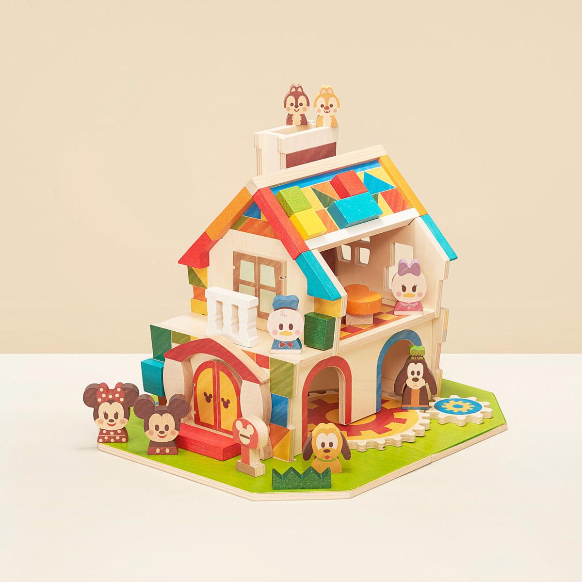 KIDEA HOUSE ミッキー&フレンズ3
