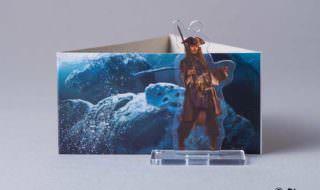 セガ アクリルジオラマコレクション 『パイレーツ・オブ・カリビアン/最後の海賊』01