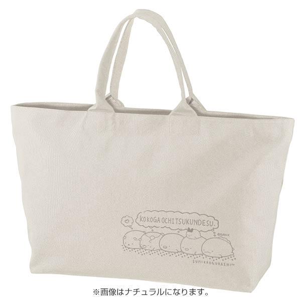 キャンバスジップトートバッグ(すみっコぐらし・コミック)