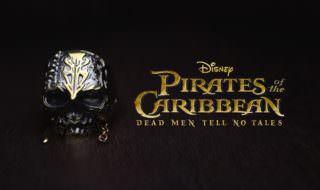 『パイレーツ・オブ・カリビアン/最後の海賊』カプセルコレクション