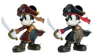 バンプレスト ディズニーキャラクターズ DXF MICKEY MOUSE-Pirate style-