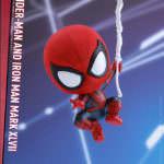 ホットトイズ スパイダーマン(ウェブ・スウィング版)&アイアンマン・マーク47(飛行版)<2体セット>02