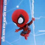 ホットトイズ スパイダーマン(ウェブ・スウィング版)&アイアンマン・マーク47(飛行版)<2体セット>03