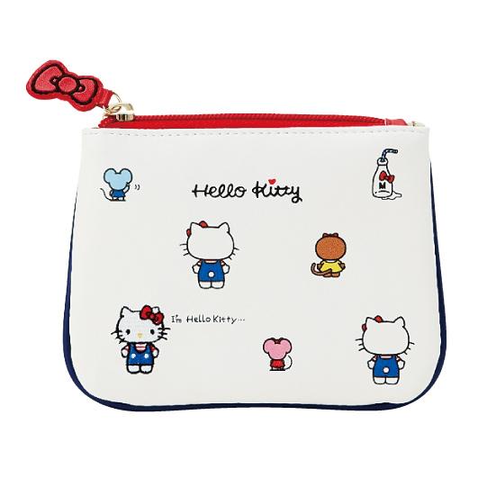I'm Hello Kitty ティシュポーチ(表)