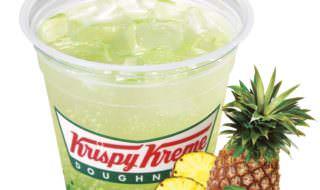 クリスピークリームドーナツ jerry in soda hawaiian pineapple_image_1