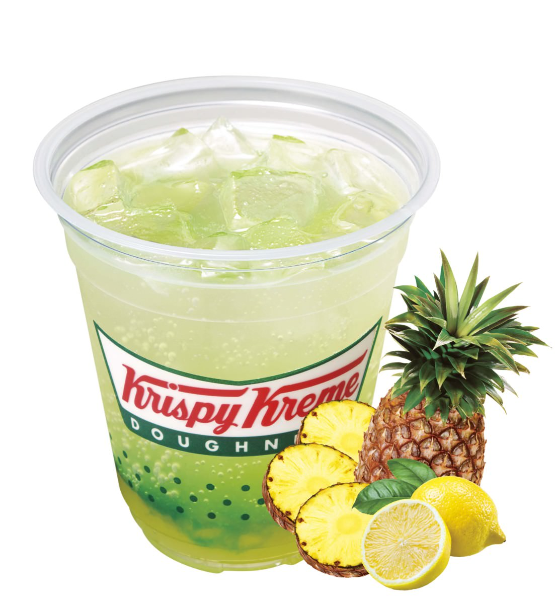 クリスピークリームドーナツ jerry in soda hawaiian pineapple_image_1