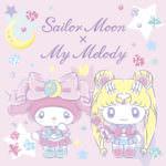 サンリオ「美少女戦士セーラームーン×マイメロディ コラボアイテム」発売