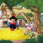 スタジオアリス 白雪姫 撮影イメージ2