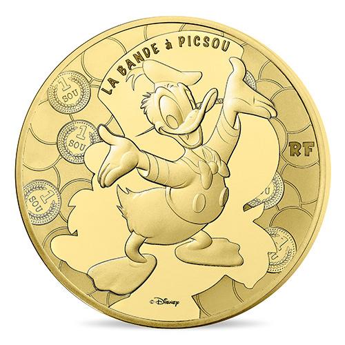 200ユーロ金貨裏面