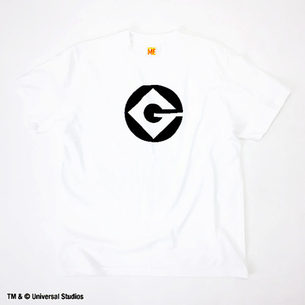 グルー GロゴTシャツ ホワイト