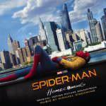 スパイダーマン:ホームカミング サントラ