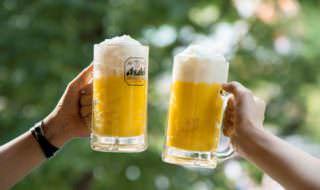ICE MONSTER×ローソン ビールかき氷