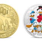 500ユーロ金貨/50ユーロカラー銀貨