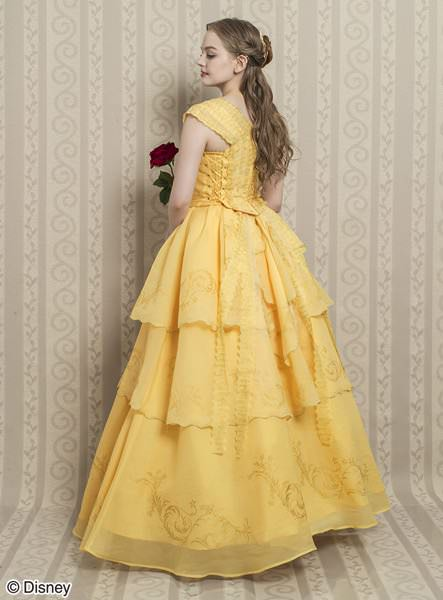 Tale As Old As Time Dress Beauty and the Beast Live Action Film ver 2