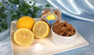 フライドパスタスナック 塩レモン