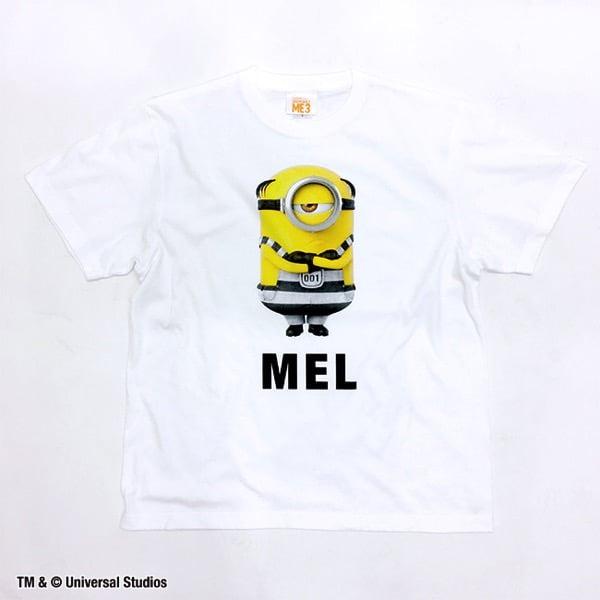 メル Tシャツ