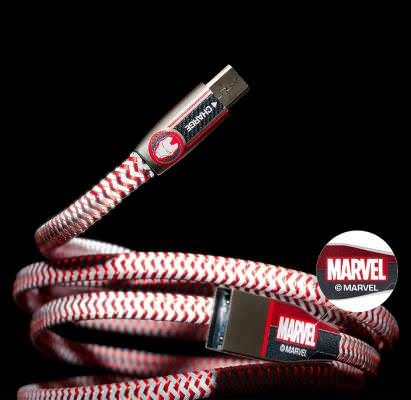 S2B MARVEL METAL COLOR CABLE イメージ 2