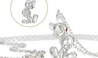 ミッキーマウス(キスマークデザイン)