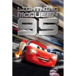 Lightning McQueen 3Dポストカード