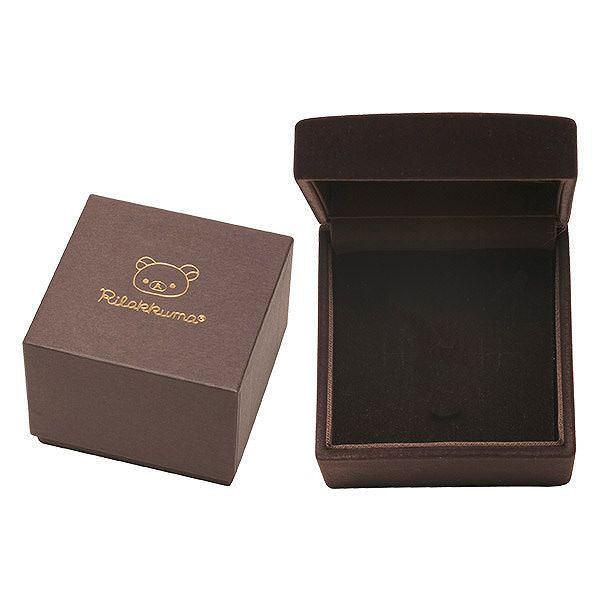 リラックマフラワーブレスレット(ピンクゴールドカラー) 専用ボックス