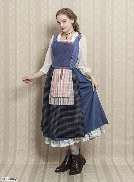 Little Town Costume Beauty and the Beast Live Action Film ver 2