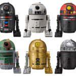 スター・ウォーズ ワールドコレクタブルフィギュアPREMIUM- R2‐D2 Colordinate Collection ‐
